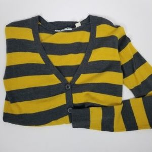 Urban Outfitter Striped Oversized Sweater Size XS